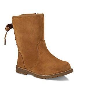 NIB UGG T Corene Suede Boot, Size 12